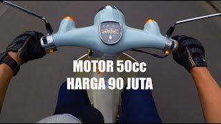 MotoVLog - Honda Little Cub [Motor Bebek Tapi Mahal]