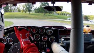 1964 GTO Road Race Car at lime Rock Park SCDA 2016