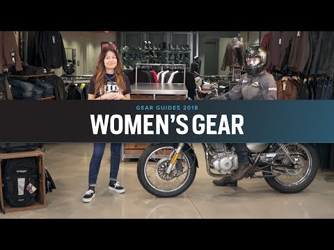 Best Women's Motorcycle Gear 2018 at RevZilla.com