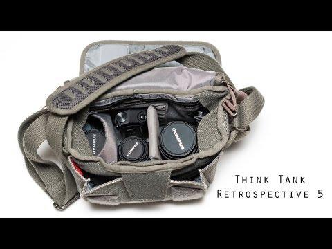 Think Tank Retrospective 5 Review
