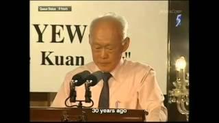 Video Lee kwan Yew's inspirational speech and advice MP3, 3GP, MP4, WEBM, AVI, FLV September 2018