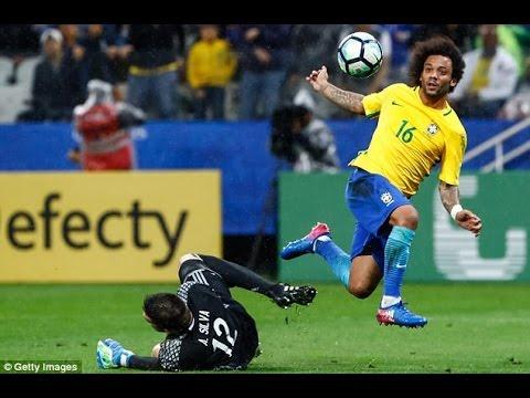 GOALS BRAZIL VS PARAGUAY 3X0 (28/03/2017)