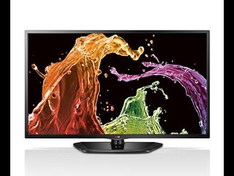 "LG TV 42"" Unboxing (42LN5400)"