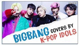 Video BIGBANG covers by K-POP IDOLS #1 (BTS Wanna One IKON AKMU Winner) MP3, 3GP, MP4, WEBM, AVI, FLV Desember 2018