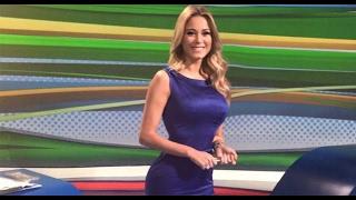 Video Presenter Seksi Tiba Tiba Pingsan di Acara Live TV | Ajal tidak mengenal tempat dan waktu MP3, 3GP, MP4, WEBM, AVI, FLV Desember 2017