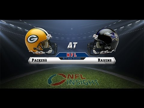 NFL Betting Previews – Week 6 (2013) Packers at Ravens