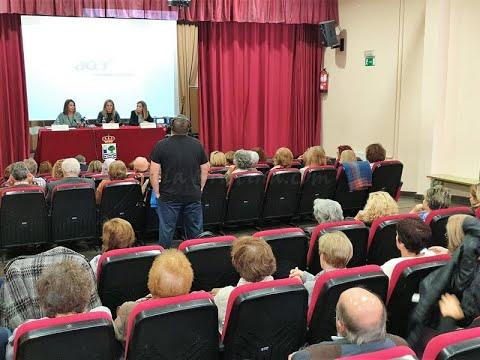 Inauguración en Isla Cristina del Aula de la Experiencia