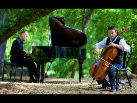 Christina Perri - A Thousand Years (Piano/Cello Cover) - ThePianoGuys Video
