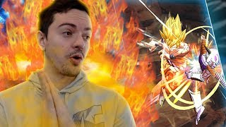 NEW TEAM ULTIMATE ATTACK GAMEPLAY & EVERY CARD IS AN LR!   Dragon Ball Legends