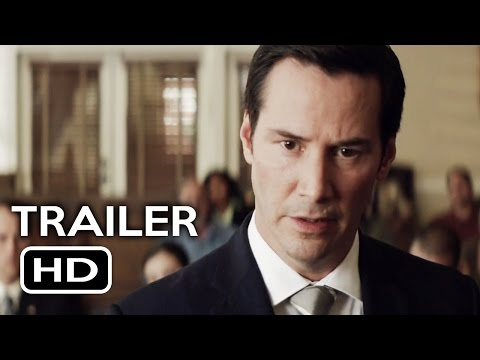 The Whole Truth Official Trailer #1 (2016) Keanu Reeves, Renée Zellweger Drama Movie HD