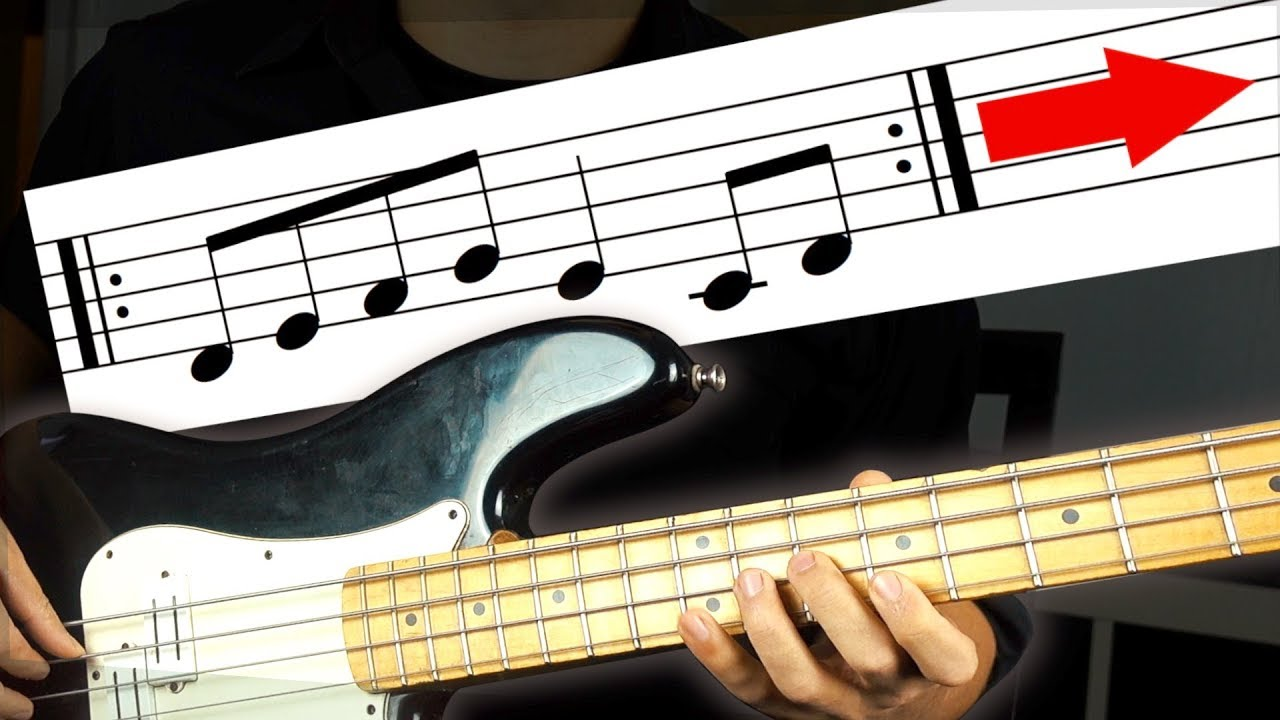 LICK PHASE (for electric bass)