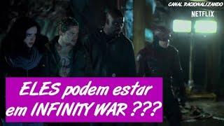 Os Defensores está chegando na Netflix, e todo o universo criado promete se interligar com a série dos Vingadores de rua.
