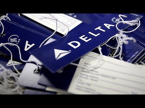 Μεγάλες καθυστερήσεις και ακυρώσεις πτήσεων από τεχνικό πρόβλημα της Delta airlines