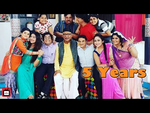 Chidiya Ghar actors: 5 years have been WONDERFUL |