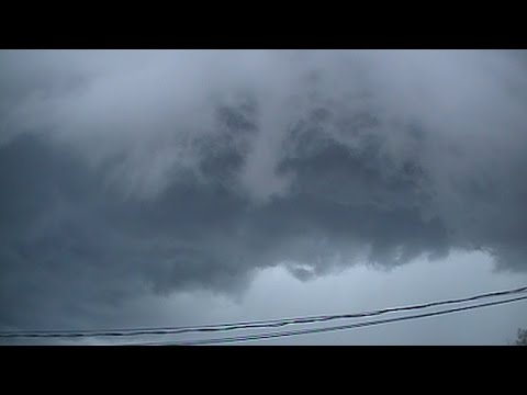 July 13 2015 Storm Roanoke VA 7 50PM