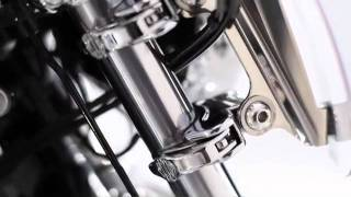 10. Quick Release Windshields by Harley-Davidson®