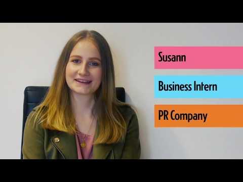 My Internship Times: Susann, PR and Communications Intern, Manchester