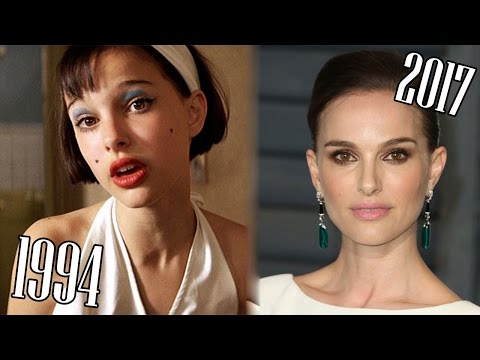 Natalie Portman (1994-2017) all movies list from 1994! How much has changed? Before and After!