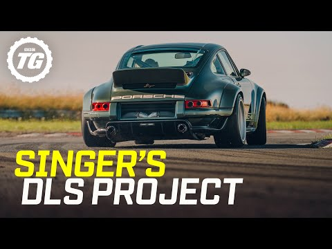 FIRST DRIVE: Singer's DLS Project: the best Porsche 911? £2mil, 9,300rpm restomod on road & track
