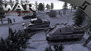 Previous Mission: https://www.youtube.com/watch?v=ahsfxg2E5DYA very short video today, one of the last Blitzkriegs of the German 3rd Reich..Mod: http://steamcommunity.com/sharedfiles/filedetails/?id=363129030Gonzo: https://www.youtube.com/channel/UCbkrt2akBhshhlErsYSx3zABishop: https://www.youtube.com/channel/UCUIPubnsfvHGXp383Rg8nVwAS2 Playlist: https://www.youtube.com/playlist?list=PLCtTx6yW6Du9OTkaxbAXPPET0yTVdVhUWConnect with me:●Twitch: https://www.twitch.tv/theshermanatoryt●Twitter: http://twitter.com/ShermanatorYT●Steam Group: http://bit.ly/1pwdggu●Facebook: http://www.facebook.com/ShermanatorYT●Instagram: https://instagram.com/shermanatoryt/●About MeHi! My name is Samuel, what's up? I am 23 years old and live in Canada (I am Dutch though lol). First I would like to say that 99% of all the comments posted on my videos are personally read by me and I try to respond to as many as possible of them! Thanks for checking out my channel. I upload a wide variety of games in 1080p, including but not limited to Men of War (Assault Squad 2), ARMA 3, Red Orchestra 2, Rising Storm, Rising Storm 2: Vietnam, The Wargame Series, Verdun, Squad & Company of Heroes! I try to maintain a healthy balance between fun and tactical gameplay, mixing videos with tips, tricks and random gameplay that can be from any game!If you like the content make sure to hit the subscribe button!Want to contact me? Send me an Email or tweet me, I rarely check YouTube's private messages!~Thanks for watching!