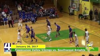 TVHS Boys Basketball vs. Southwood