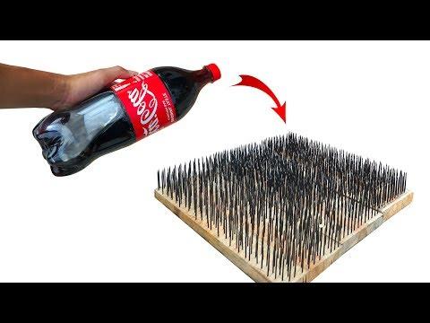 NTN - Thả Rơi Mọi Thứ Vào Bẫy 1000 Cái Đinh (Drop everything into a 1000 nails trap ) - Thời lượng: 10:15.