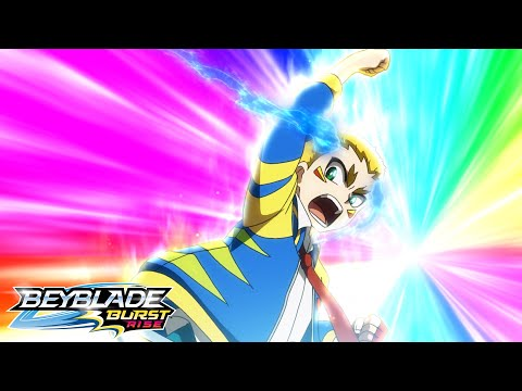 BEYBLADE BURST RISE: Journey Into Tomorrow - Official Music Video