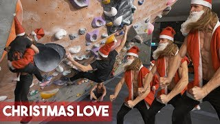 The Christmas Special - V11 - V10 Dynos - Losing Our Sh*t - Climbing With The Crew by Eric Karlsson Bouldering