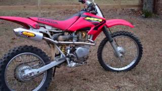 7. Honda Xr100 Exhaust Pipe Combinations