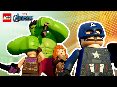 """LEGO Marvel Avengers: Climate Conundrum – Episode 2: """"Friends and Foes"""""""