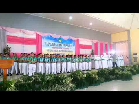 Tasyakuran & Perpisahan Siswa Kelas 6 Tapel 2014-2015 SD Islam Sabilal Muhtadin Banjarmasin