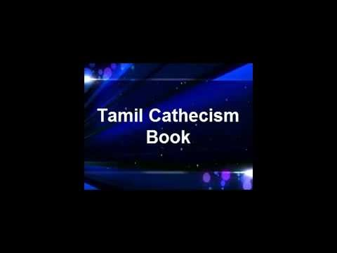 Video of Tamil Catechism Book