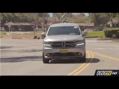 durango - We take the REDESIGNED 2014 Dodge Durango OFF THE LOT and onto the highway for an in-depth test drive! http://www.dgdg.com Hi, we're Nick and Alexander, and ...