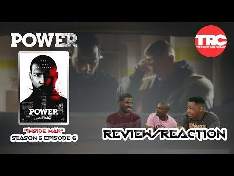 "Power Season 6 Episode 6 ""Inside Man"" Reaction/Review"