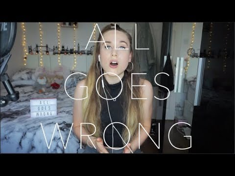 All Goes Wrong - Chase And Status Ft Tom Grennan (cover)
