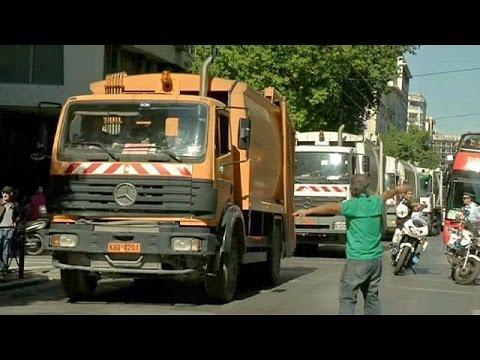 ΠΟΕ-ΟΤΑ: Διαμαρτυρία έξω από το υπουργείο Εργασίας