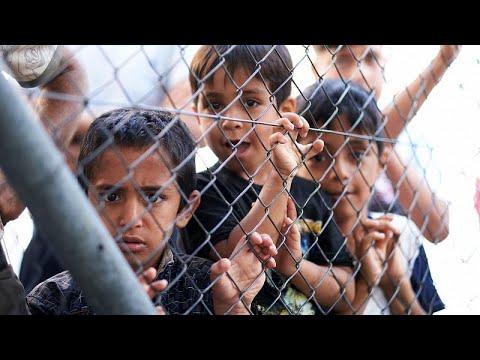 «Νιώθουμε πολύ τυχεροί που φεύγουμε από τη Μόρια» λένε οι πρόσφυγες…