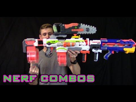NERF COMBOS | MODULUS