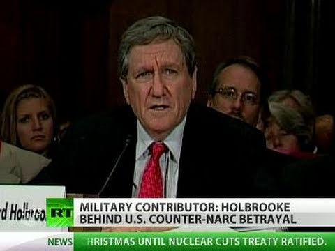 Richard Bulldozer- Holbrooke dies at 69 after heart surgery