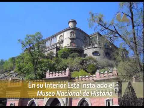 Castillo de Chapultepec: m�s que un castillo, una historia