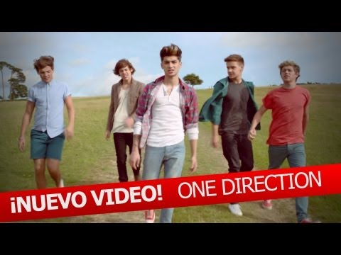 """One Direction """"Live While We're Young"""" Nuevo Video!"""