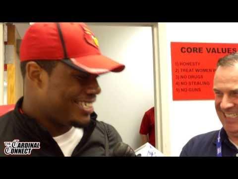 Preston Brown Interview 9/2/2013 video.