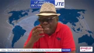 Video JTE : Vente de migrants africains en Libye, Gbi de Fer en parle MP3, 3GP, MP4, WEBM, AVI, FLV November 2017