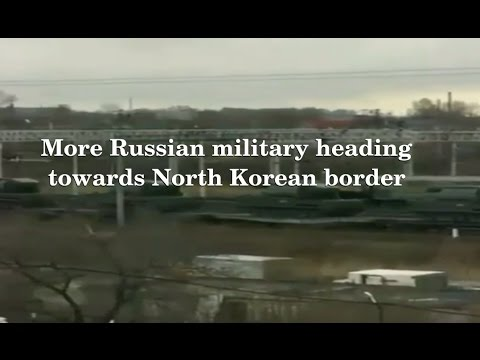 Video More Russian troop movements to N.Korean border download in MP3, 3GP, MP4, WEBM, AVI, FLV January 2017