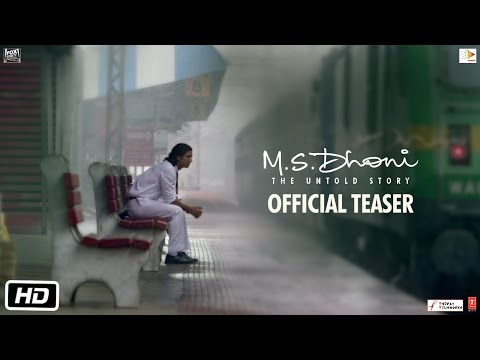 M.S.Dhoni - Official Teaser (2016)