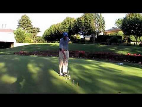 Explosive Golf Show #8 Putting Zone