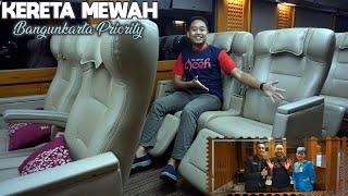Video TRIP PULANG KAMPUNG MEWAH - Naik Kereta Special Wisata Imperial  | Trip by Bangunkarta Priority MP3, 3GP, MP4, WEBM, AVI, FLV November 2018