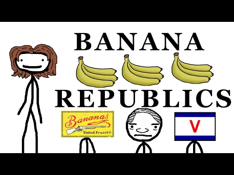 The Banana Republics