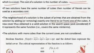 Mod-03 Lec-04 Heuristic Minimization Of Two-Level Circuits