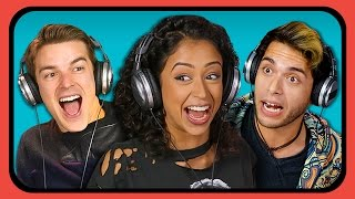 Video YOUTUBERS REACT TO YOUTUBE REWIND 2016 MP3, 3GP, MP4, WEBM, AVI, FLV Maret 2018